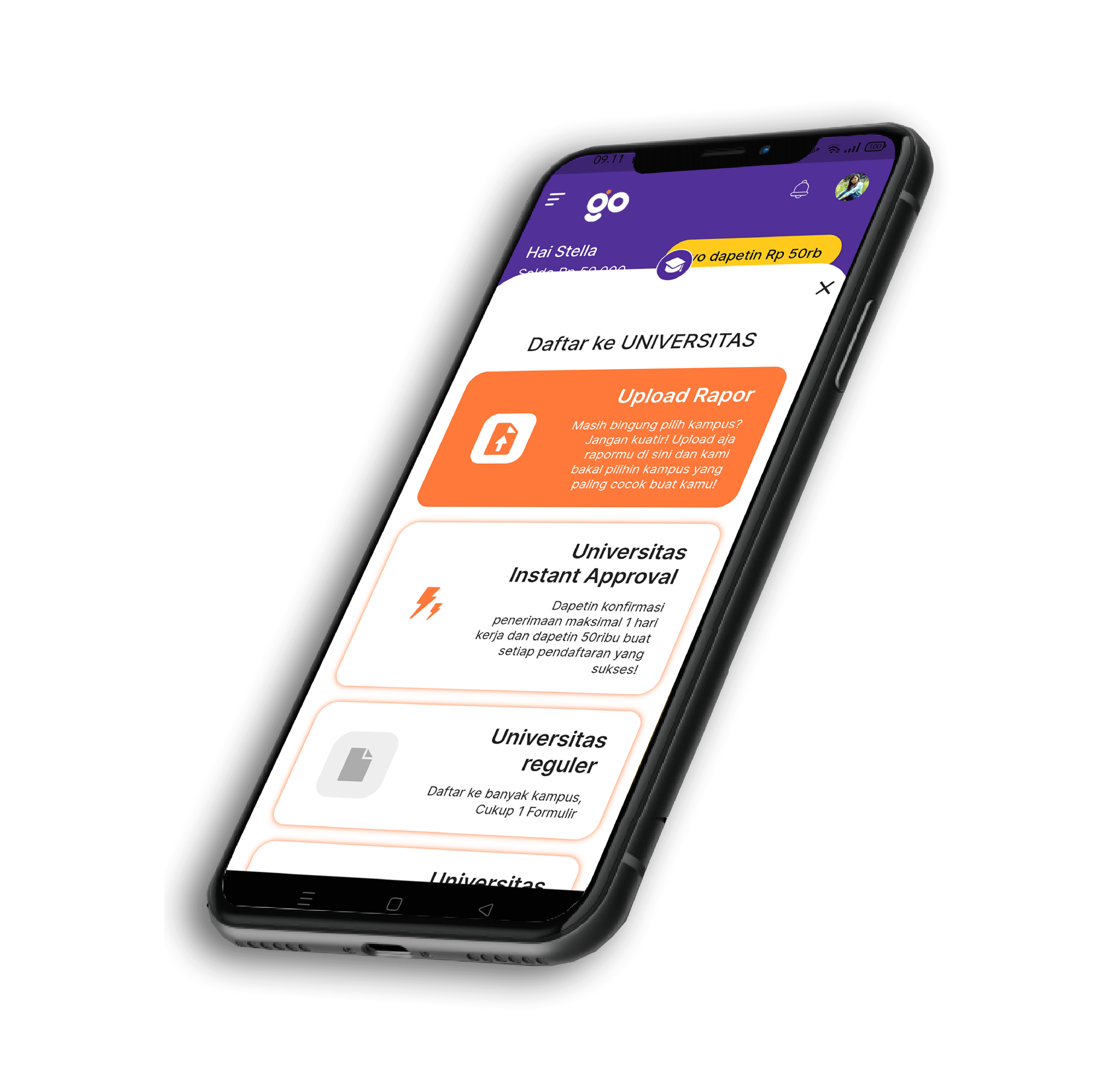 goKampus Mobile Application